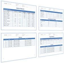 testing daily status report template software testing templates 50 word 27 excel