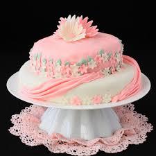 swapna u0027s cuisine two tier birthday cake with marshmallow fondant