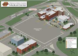 Osu Parking Map Osu Medical Center Maps And Directions