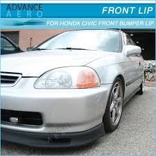 honda civic 2000 parts and accessories part for honda civic ek spoon style front bumper lip 1999