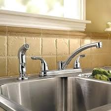faucets for kitchen sinks gold faucet kitchen image source delta gold kitchen faucets