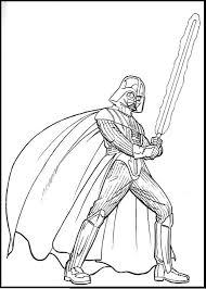 Drawn Darth Vader Printable Pencil And In Color Drawn Darth Darth Vader Coloring Pages