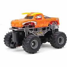barbie corvette remote control new bright 1 43 radio control full function monster jam el toro