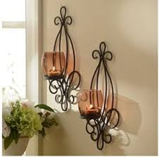 Faux Wrought Iron Wall Decor Iron Scroll Wall Art Foter