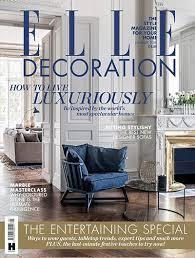 Country Homes And Interiors Magazine Subscription Elle Decoration Magazine Subscription Hearst Magazines Uk