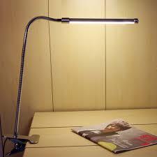 le de bureau avec pince led les de bureau avec pince de fer étude lecture le à