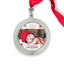 dots and bright personalized ornaments designer hello
