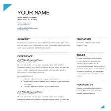 microsoft office 2010 7 resume template microsoft word 2010
