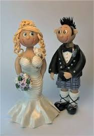 special offer order your personalised wedding cake topper bride