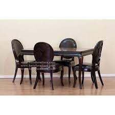 black distressed dining set 4 chairs mahogany furniture black distressed dining set 4 chairs
