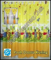 desain kamar winnie the pooh jual gorden winnie the pooh hordeng pooh kamar anak pooh
