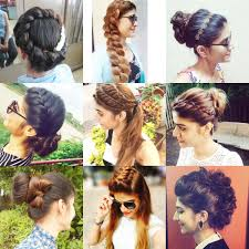 top 10 hairstyles for long hair tanvi vayla top 10 gorgeous hairstyles for navratri