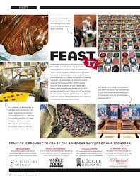 Kitchen Collection Careers by November 2016 Feast Magazine By Feast Magazine Issuu