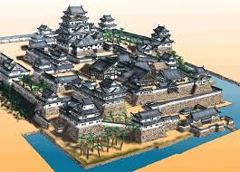 Himeji Castle Floor Plan Castles Of Japan U2014 Encyclopedia Of Japan