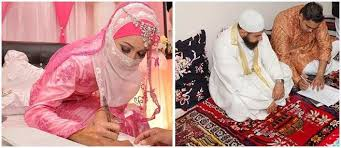 muslim and groom muslim wedding rituals and customs islamic marriage traditions