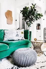 Emerald Green Velvet Sofa by Scott 3 Seater Sofa Grass Cotton Velvet Green Velvet Seat
