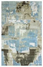 Graphic Area Rugs Rizzy Home Avant Garde Ag8925 Blue Graphic Area Rug Avant Garde