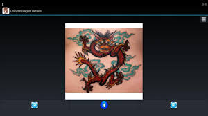 chinese dragon tattoo designs android apps on google play