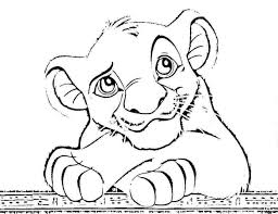 film lion colouring in lion drawing color lion color simba lion