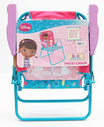 Mickey Mouse Patio Chair by Amazon Com Doc Mcstuffins Big Book Of Boo Boos Patio Chair Toy