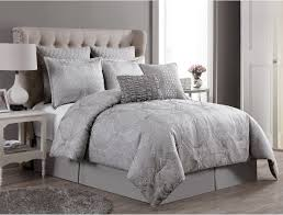 Traditional Bedding Bedroom Enticing Blue And Gray Bedding Set Photo The Elements