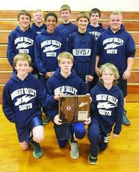 bureau valley bvs eighth grade boys second at sectional bureau county republican