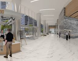 Downtown Houston Tunnel Map Skybreaking U0027 Offers Virtual Reality View Of New Downtown Tower