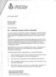 Complaints Letter To Hospital complaints authority blatantly corrupt kiwikileaks nz
