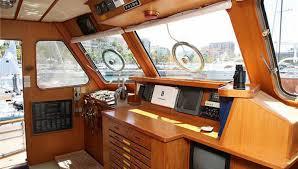 yacht marine detail