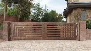 rod iron fence designs home u0026 gardens geek