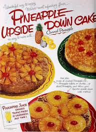 kitchen historic hff pineapple caramel upside down cake 1935