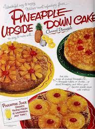 kitchen historic hff pineapple caramel upside down cake 1935