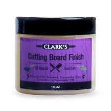clark u0027s cutting board finish wax 10oz lavender oil u2013 clark u0027s
