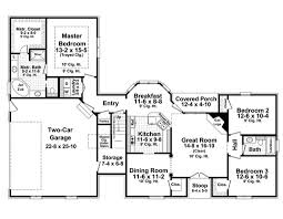 1600 sq ft single story house plans house plans
