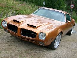 1972 formula 455 pontiac firebird most powerful production car