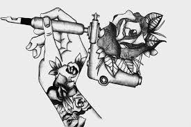 tattoo gun sketch tattoo gun by auriedessin on deviantart