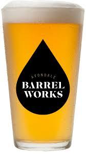 beer glass svg dry hopped reunir avondale brewing