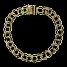 charm bracelet gold vintage images Vintage charm bracelets long 39 s jewelers jpg