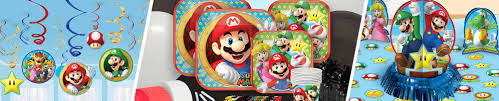 mario party supplies mario brothers birthday theme mario birthday party