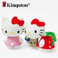 aliexpress buy kingston limited edition 2 0 usb kitty
