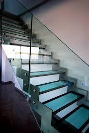 escalier garde corps verre fabricant d u0027escaliers en inox et verre sur mesure en rhône alpes