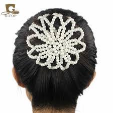 hair nets for buns online get cheap bun hair nets aliexpress alibaba
