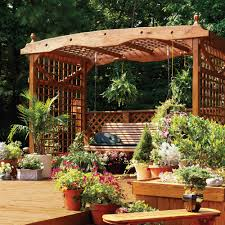 cool building plans for gazebos and pergolas building plans for