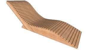 chaise longue palette comment faire une chaise longue