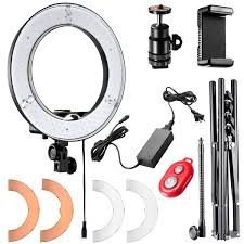 best led ring light top 10 best led ring lights for photography reviews 2017 2018 on