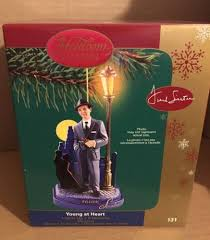 heirloom carlton cards frank sinatra ornament at