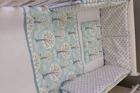Cot Size Duvet Baby Linen Cot Bumpers Studio Collection Nursery Fabric And
