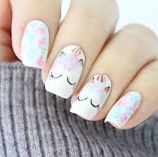 best 25 unicorn nails ideas on pinterest unicorn nail art cute