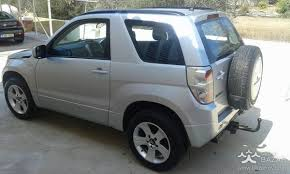 suzuki vitara 2007 suv 1 6l petrol manual for sale paphos