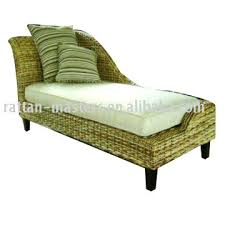 Ikea Outdoor Sofa China Modern Fashion Natural Rattan Chaise Lounge Sofa Bed Chair